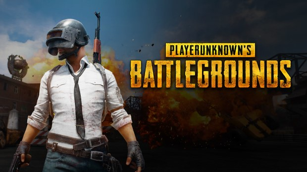 #1 - Playerunknown's Battlegrounds