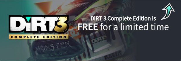 Dirt 3 on Humble Store