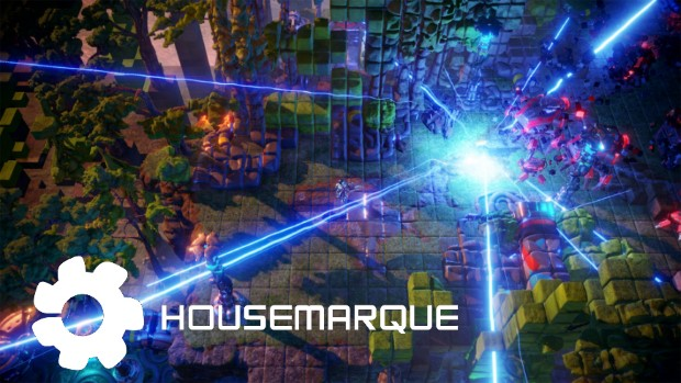 Housemarque - Nex Machina