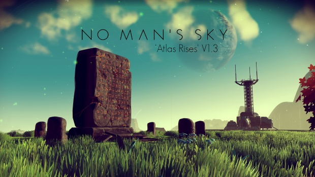 No Man's Sky - V1.3 - Atlas Rises