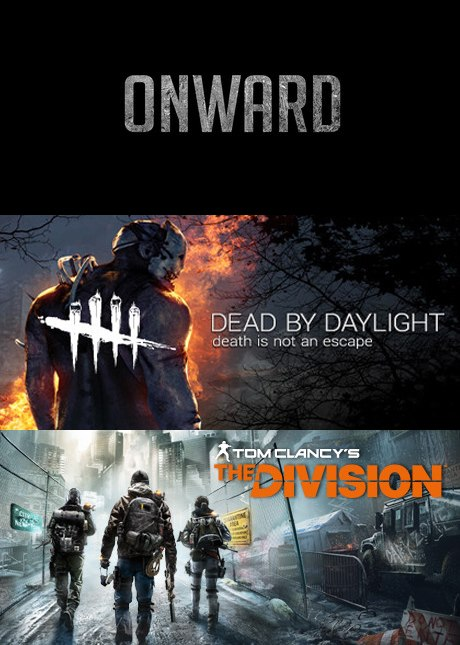 Onward - Dead by Daylight - The Division