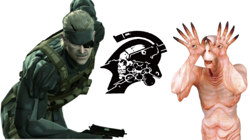 Solid Snake & Pale Man