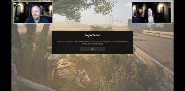 State of Decay 2 - Steam error