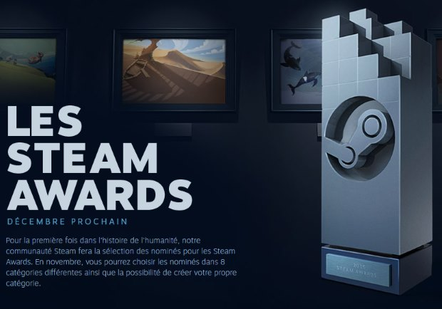 Steam Awards 1st Edition