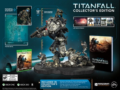 Titanfall Edition Collector