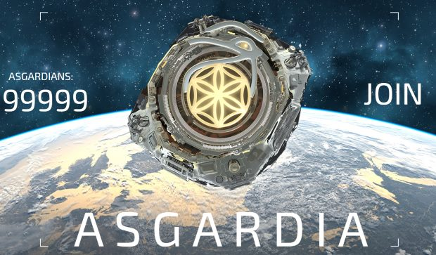 Asgardia - Space Country