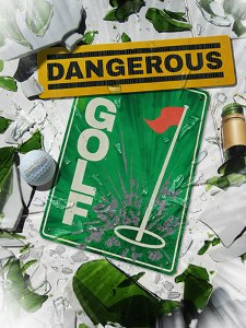 Dangerous Golf logo