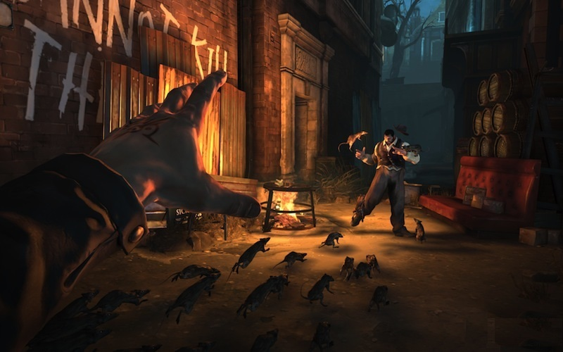 Dishonored: Invasion de rats