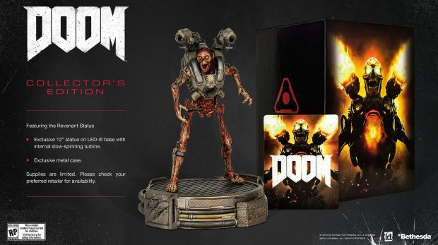 Doom Collector Edition