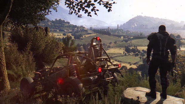 Dying Light: buggy