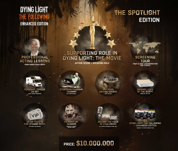 Dying Light Enhanced Edition - Spotlight Edition