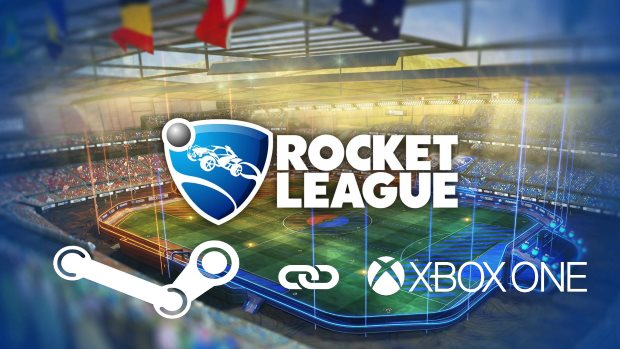 Rocket League - Steam crossplatform Xbox One