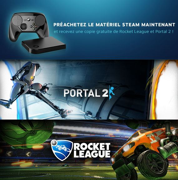 Steam Hardware: Promo aout 2015