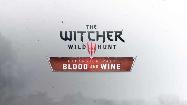 The Witcher 3: Blood & Wine logo