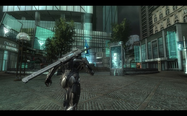 Metal Gear Rising Revengeance 001