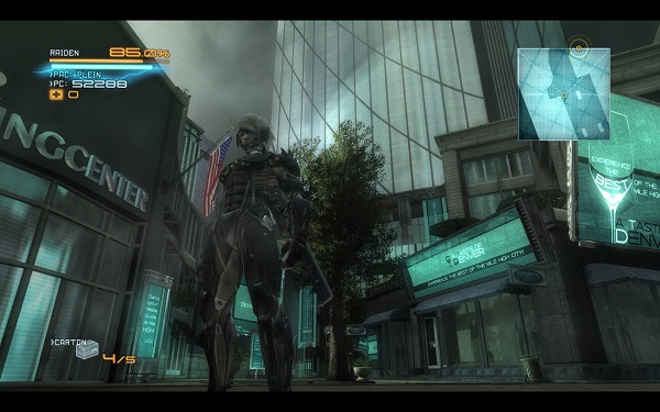 Metal Gear Rising Revengeance 02